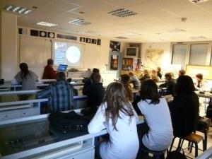 P. Thomas presentation