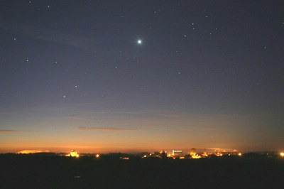 01 venus in the morningsky