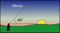 02 maximal elongation of venus fromEarth