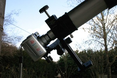 1C camera telescope