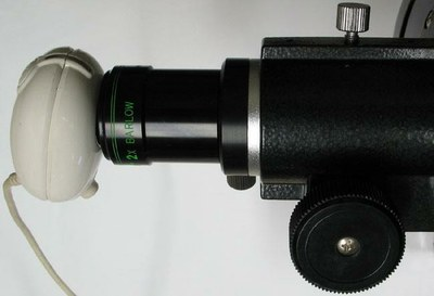 1C webcam telescope